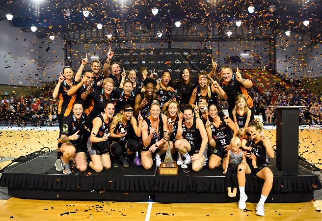 WNBL scores massive win