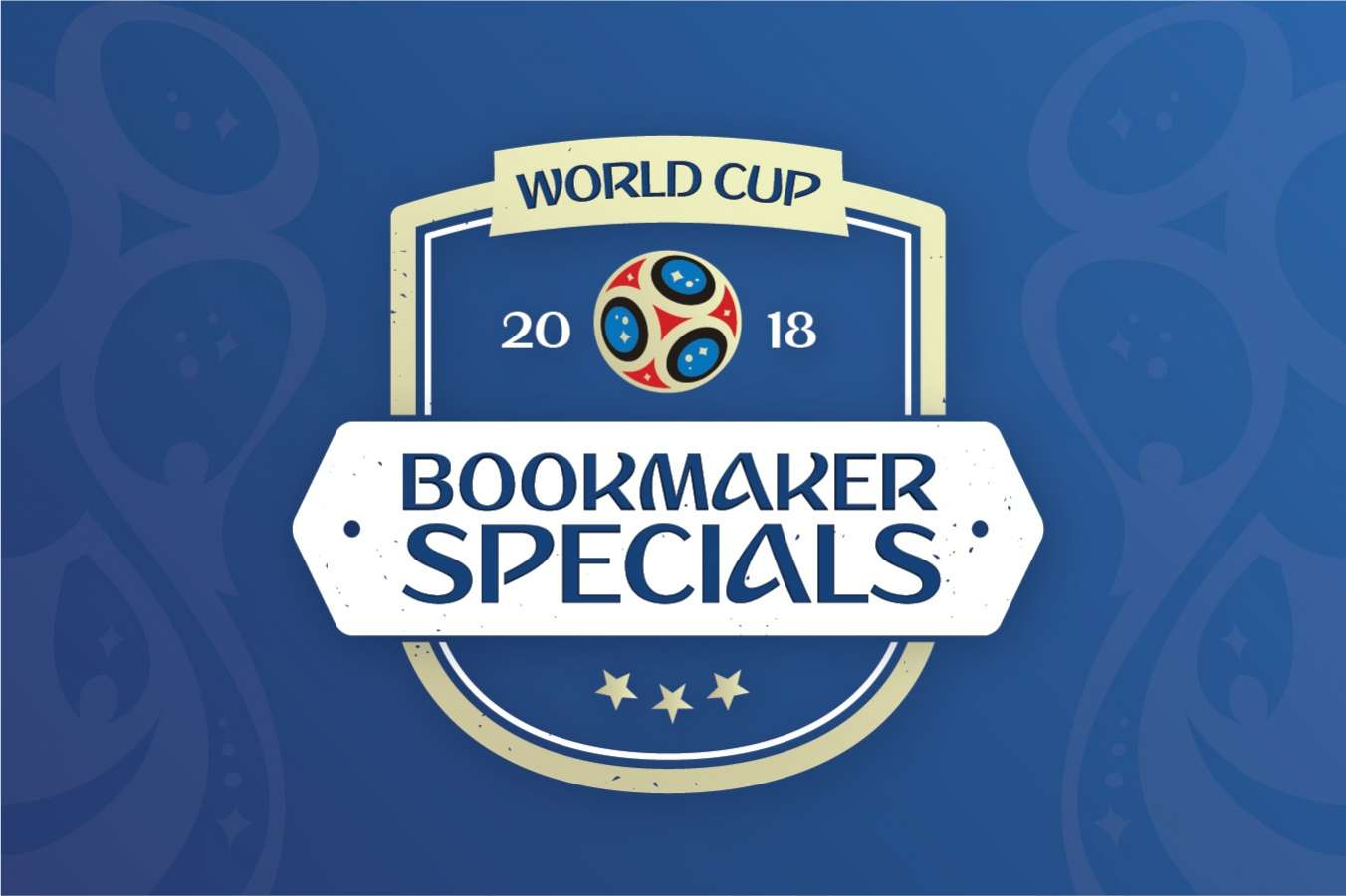 World Cup bookie specials