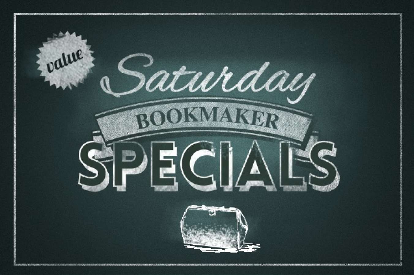 Weekend bookie specials