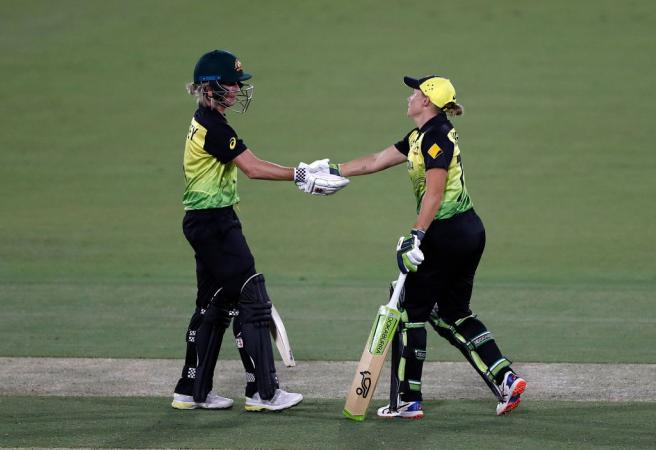 Aussies make history with dominant win over Bangladesh