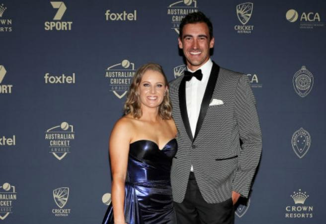 Starc heads home on World Cup mission