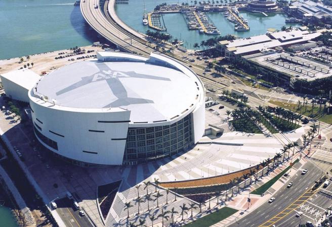 Porn company makes naming rights bid for NBA stadium