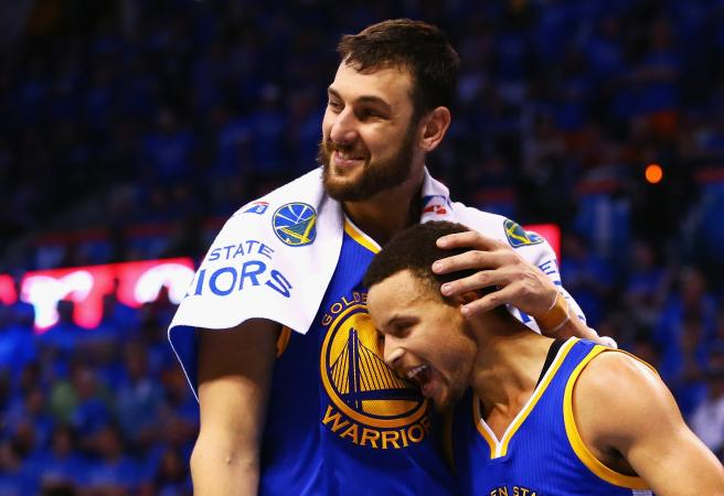 Road Warrior: Curry backs Bogut to slot right back in