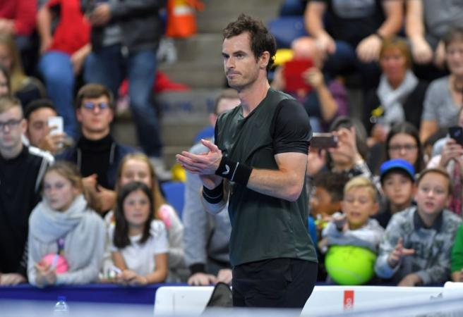 Andy Murray completes fairytale comeback with ATP Tour win