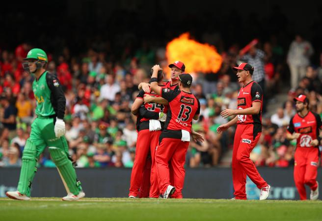 Shooting Stars: Epic collapse hands Renegades Big Bash title