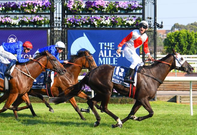 Peter Moody: Mystic Journey the heir to Winx