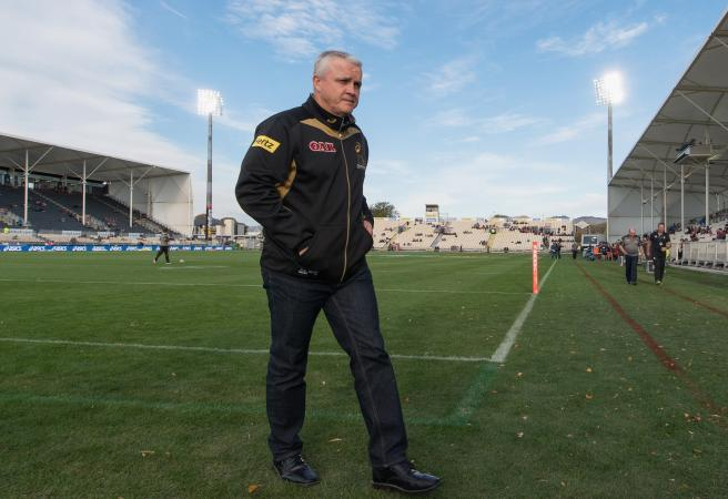 Shock Sacking: Panthers dump Anthony Griffin on eve of finals