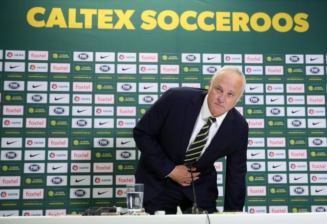 Kuwait v Australia: Socceroos go back to the future