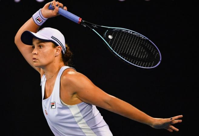 Barty shortens big time for 43-year first