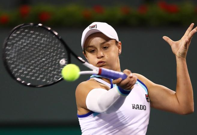 Barty's brutal brilliance in 58-minute Stosur shellacking