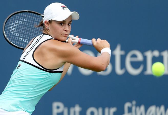 US Open: Favourable draw for Ash Barty