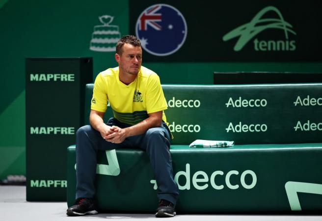 Australia go down in Davis Cup quarter-final