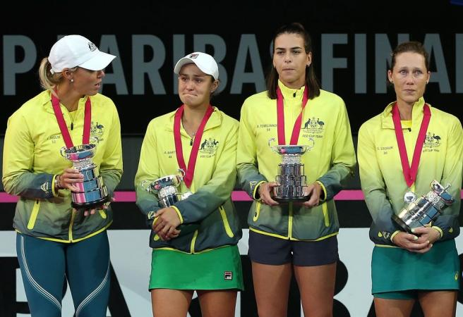 Aussies go down in the thrilling Fed Cup final