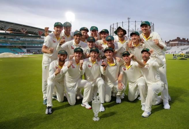 Australia top Test and T20 Tables