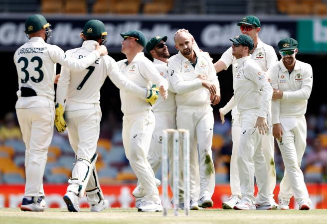 Aussies claim emphatic victory in 1st Test against Pakistan