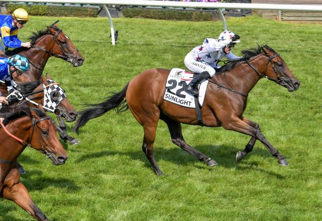 Shining: South African and Sunlight take out Newmarket