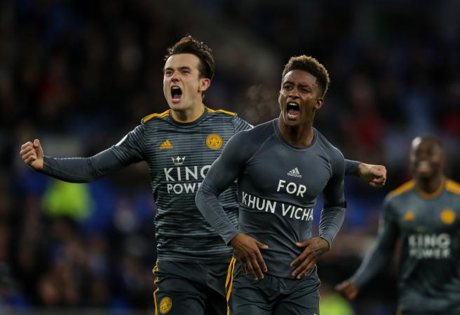 Leicester City scores emotional Premier League victory