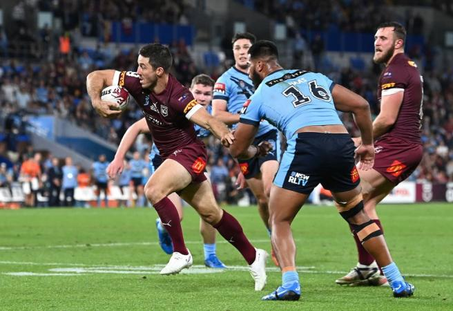 NSW favourites despite shock loss