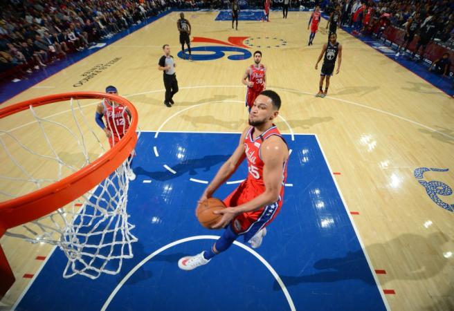 Ben Simmons named NBA All-Star