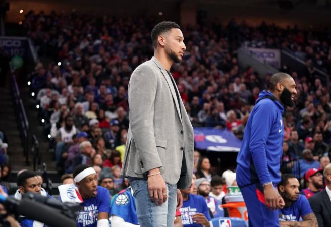 Mystery remains over Ben Simmons' injury