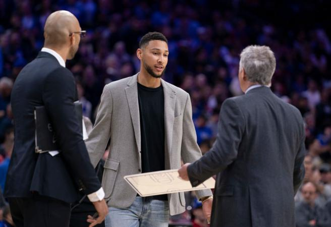 Extent of Ben Simmons' injury revealed