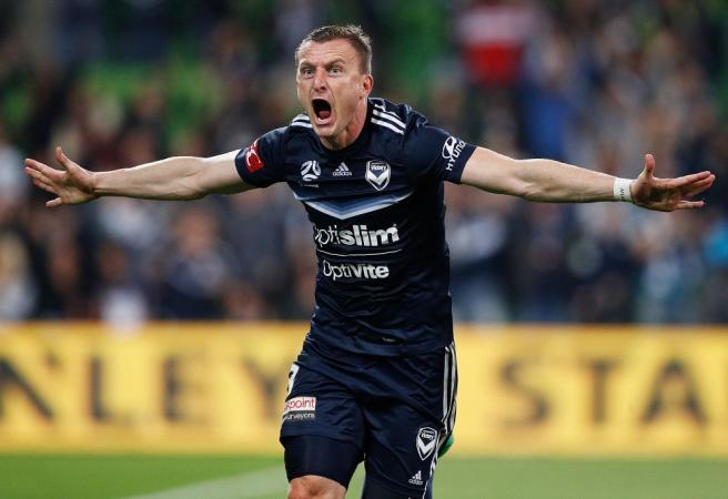 Besart Berisha announces A-League destination
