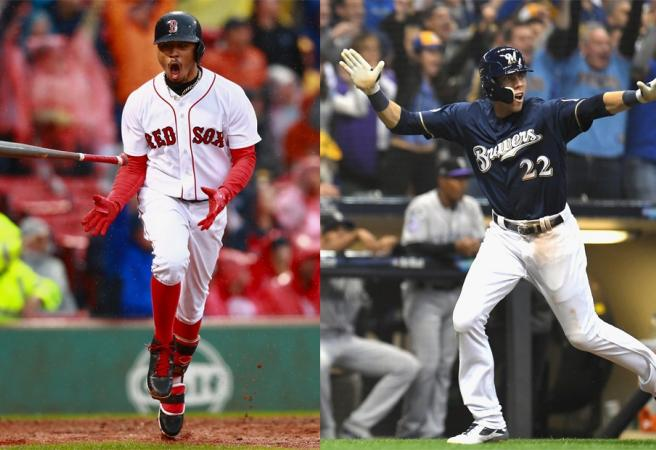 Betts and Yelich claim MVP awards
