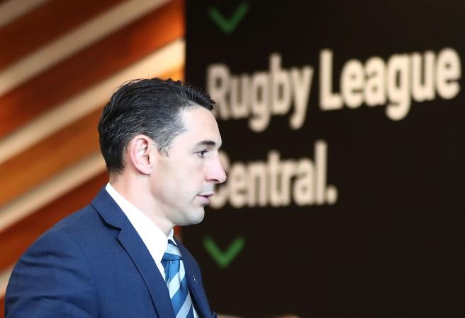 NRL Grand Final: Slater named, Roosters hope for Cronk