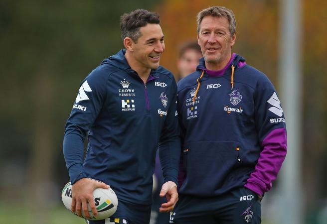 Billy Slater set for retirement announcement