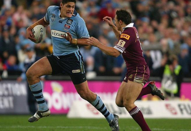 NRL Top 10 State of Origin Moments