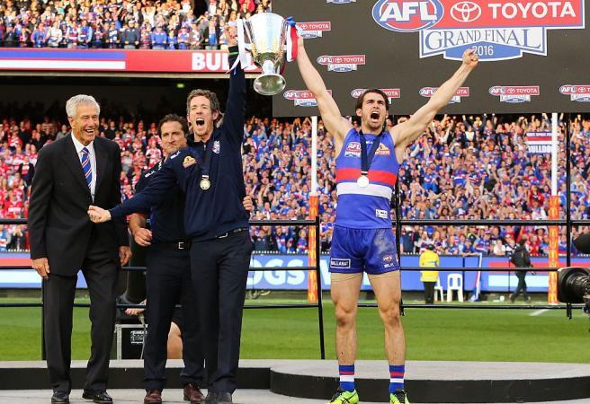 Bulldogs Premiership captain has his medal stolen