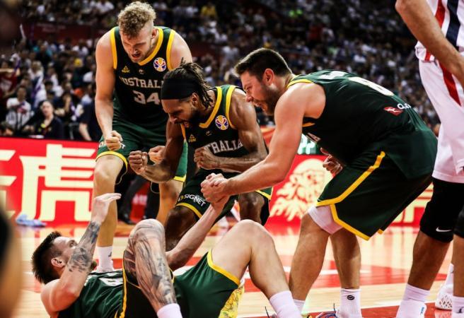 FIBA World Cup: Australia vs Czech Republic Preview