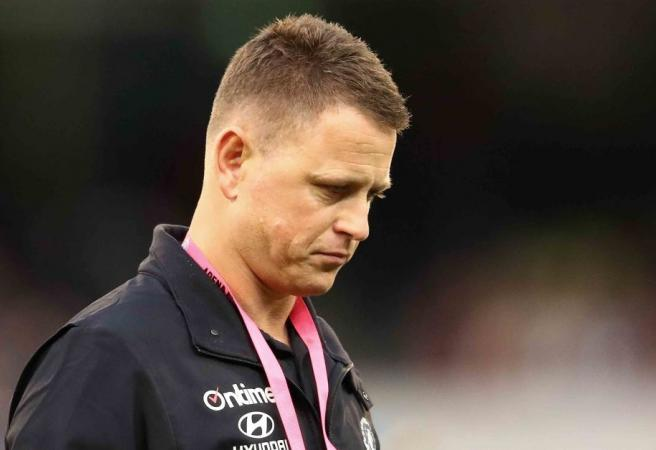 Carlton make decision on Brendon Bolton's coaching future