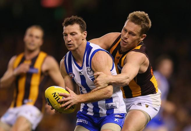 Top 10 AFL disposal-getters of all-time