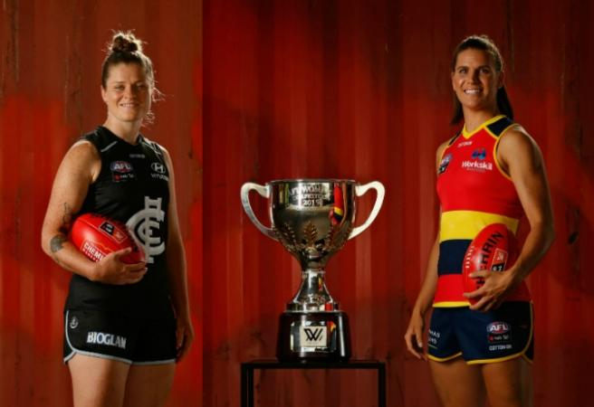 AFLW Grand Final: Adelaide v Carlton Preview and Best Bets