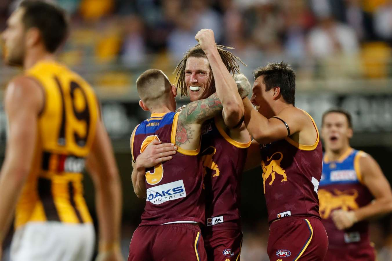 AFL punter collects $67k from two-leg multi