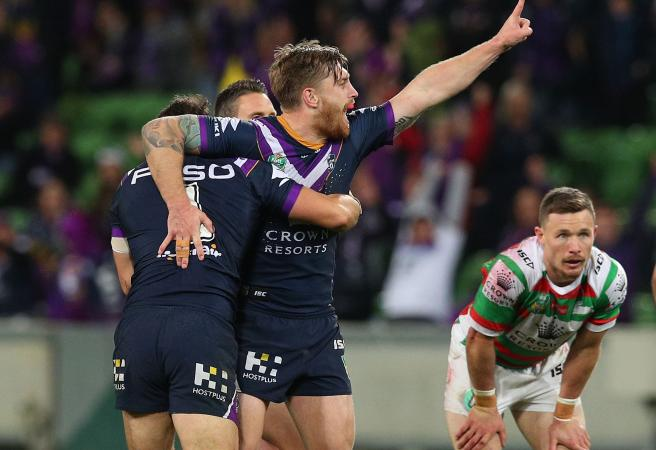 Melbourne Storm: Pathway to the 2018 NRL Grand Final