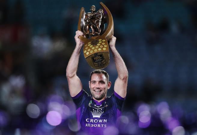 What time does the NRL Grand Final start?