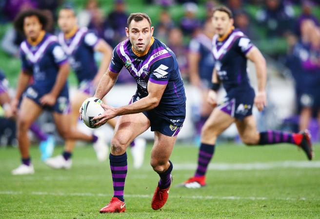 Melbourne Storm go top with gritty win but count horror injury toll