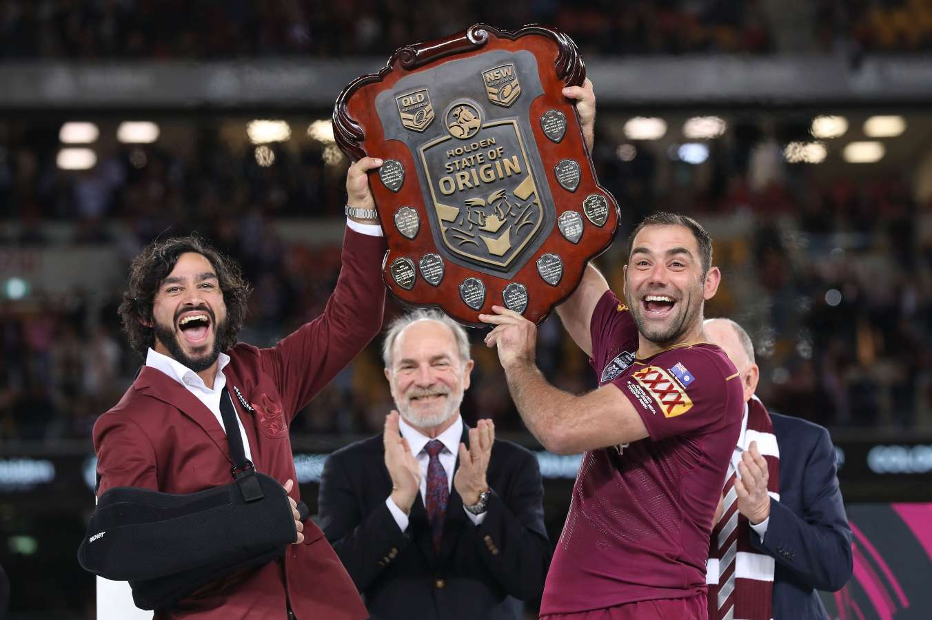 Cameron Smith's representative retirement shakes up Origin markets