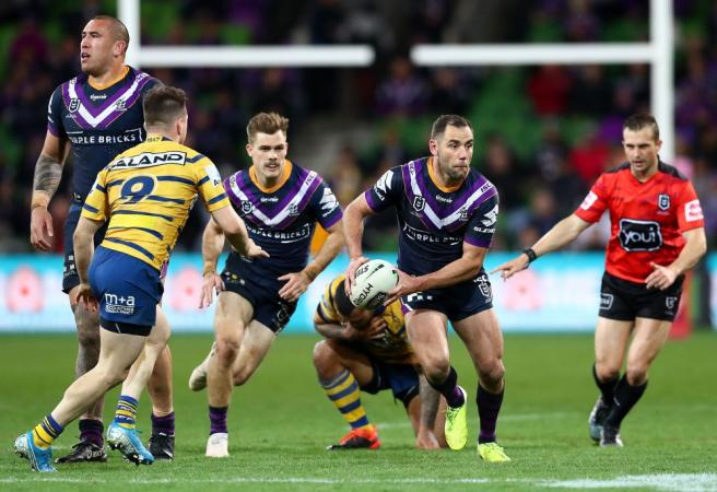 Cameron Smith charged for slapping Mahoney