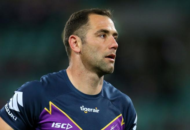 Cameron Smith makes call on playing future