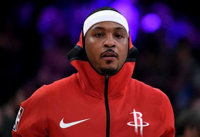 Carmelo Anthony set for return to the NBA