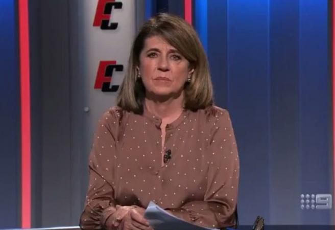 Caroline Wilson attacks Jack Riewoldt in pay cut debate