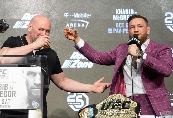 Conor McGregor vs Khabib Press Conference: The best bits