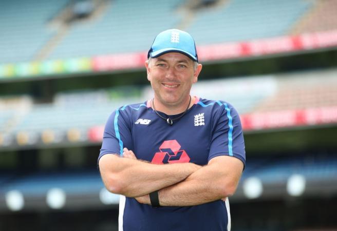 England name new head coach