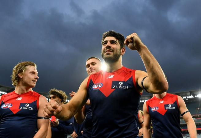 AFL Futures: Melbourne on Trac for finals