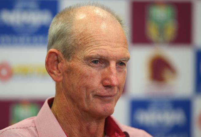 Wayne Bennett pulls off great escape to avoid media