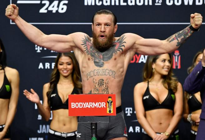 UFC 246: Conor and Cowboy set to rumble