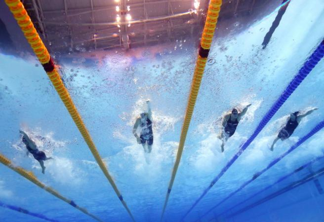 Aussie swimmer tests positive to prohibited substance